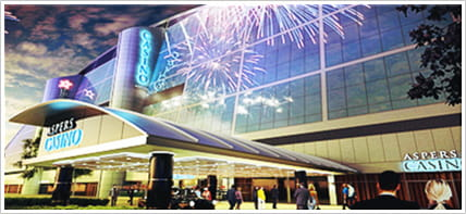 Real-money Aspers Casino in Westfield Stratford City