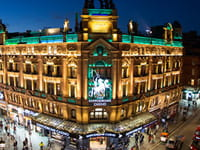 The renowned Hippodrome Casino in London