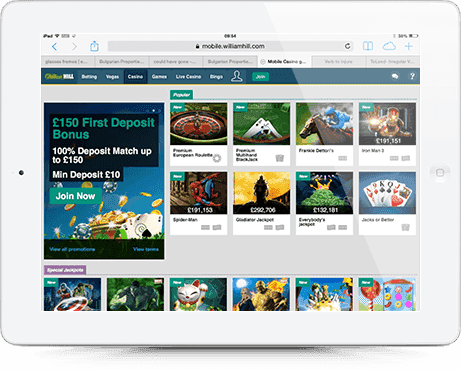 online casino ipad app real money