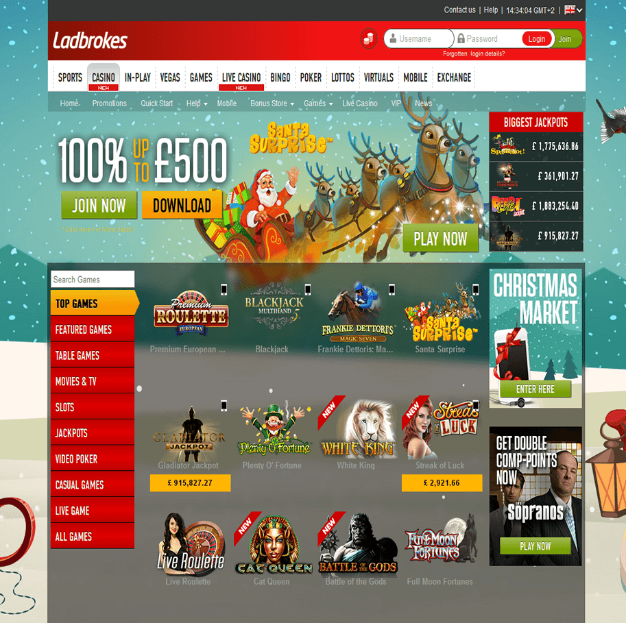 ladbrokes desktop version