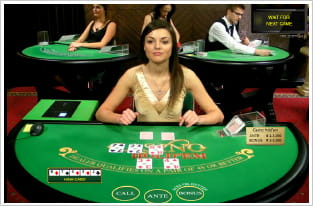 Preview live casino holdem online