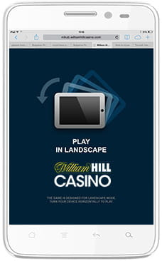Review of William Hill Casino Mobile Apps