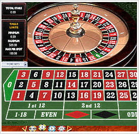 Try a demo of the real-money Roulette game