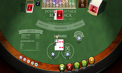 Overview of Double Attack Blackjack