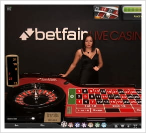 Live Roulette with real dealers online