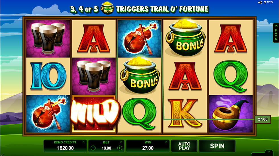 Spiele Lucky Leprechaun - Video Slots Online