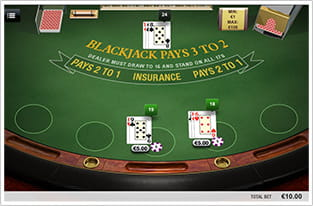 Mobile Casino Blackjack-Echtgeld-Apps