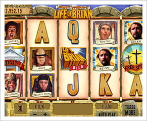 Monty Python's Life of Brian is a Great Playtech Slot
