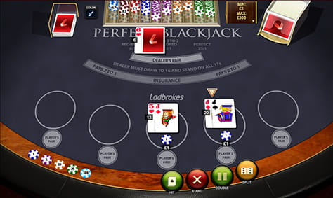 Perfect Blackjack