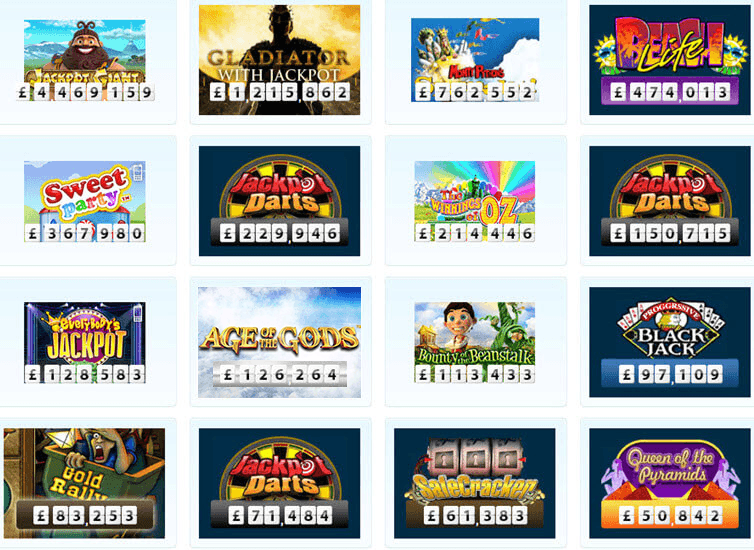Playtech Slots with Huge Jackpots