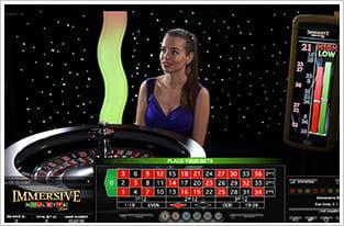 preview live casino roulette
