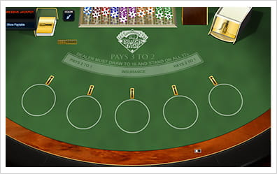 Play Progressive Blackjack Online at Casino.com UK
