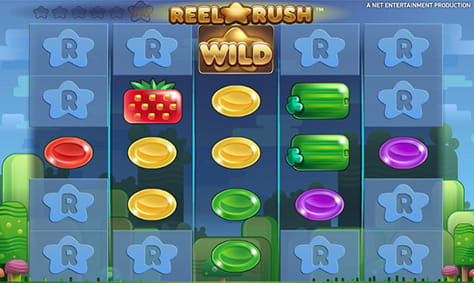 Features of Reel Rush