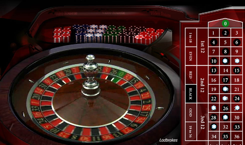 free video roulette