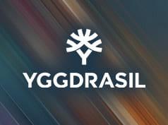 Bild mit den Slot-Charakteristiken von Yggdrasil